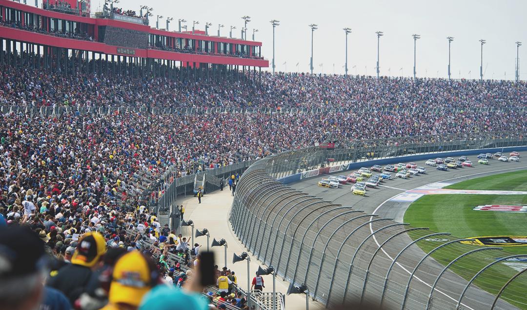 Ingen Grand Prix i Tyskland – passa på att se NASCAR