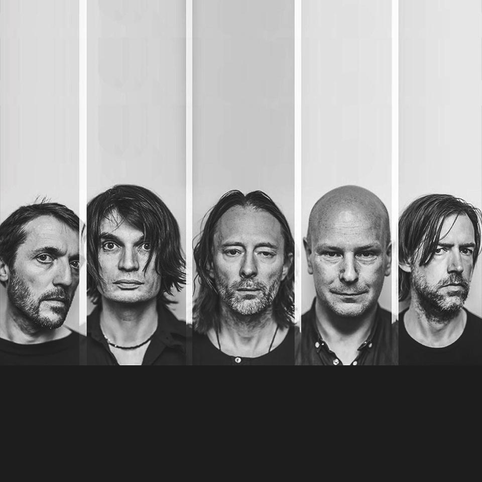 Radiohead – A Heart Shaped Pool