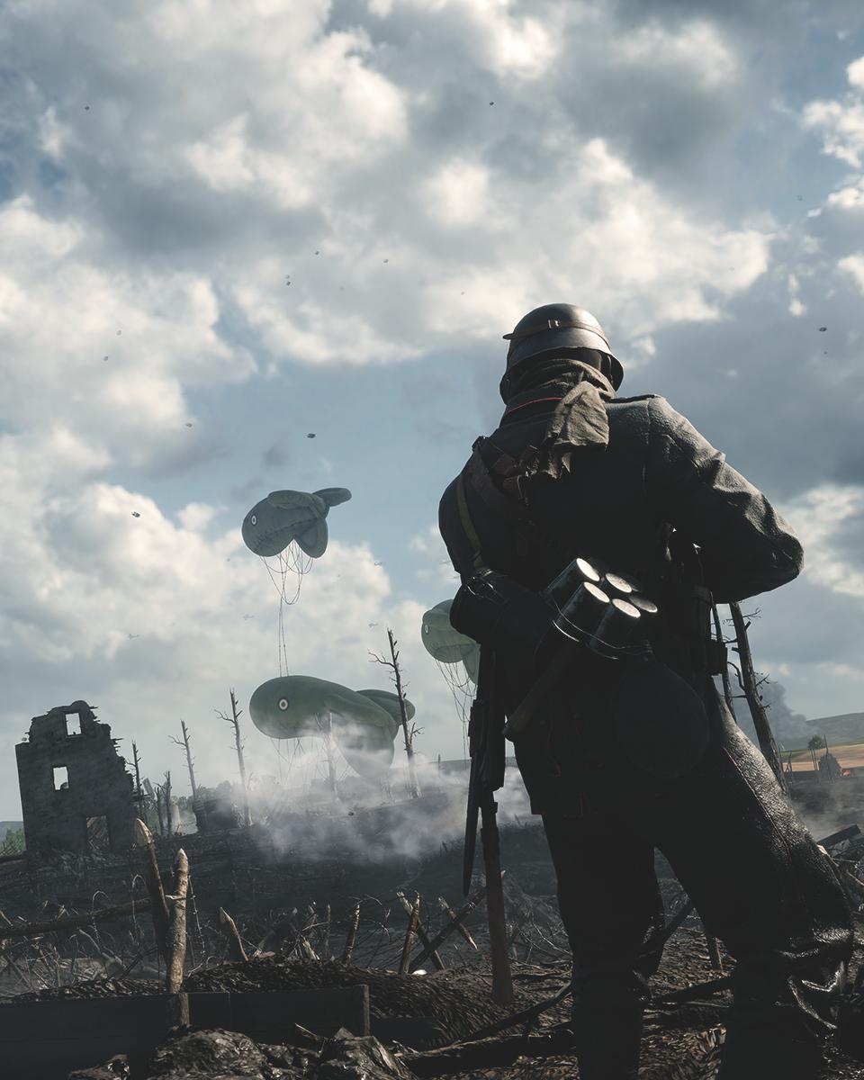 Battlefield 1 – Allvarligt och underhållande