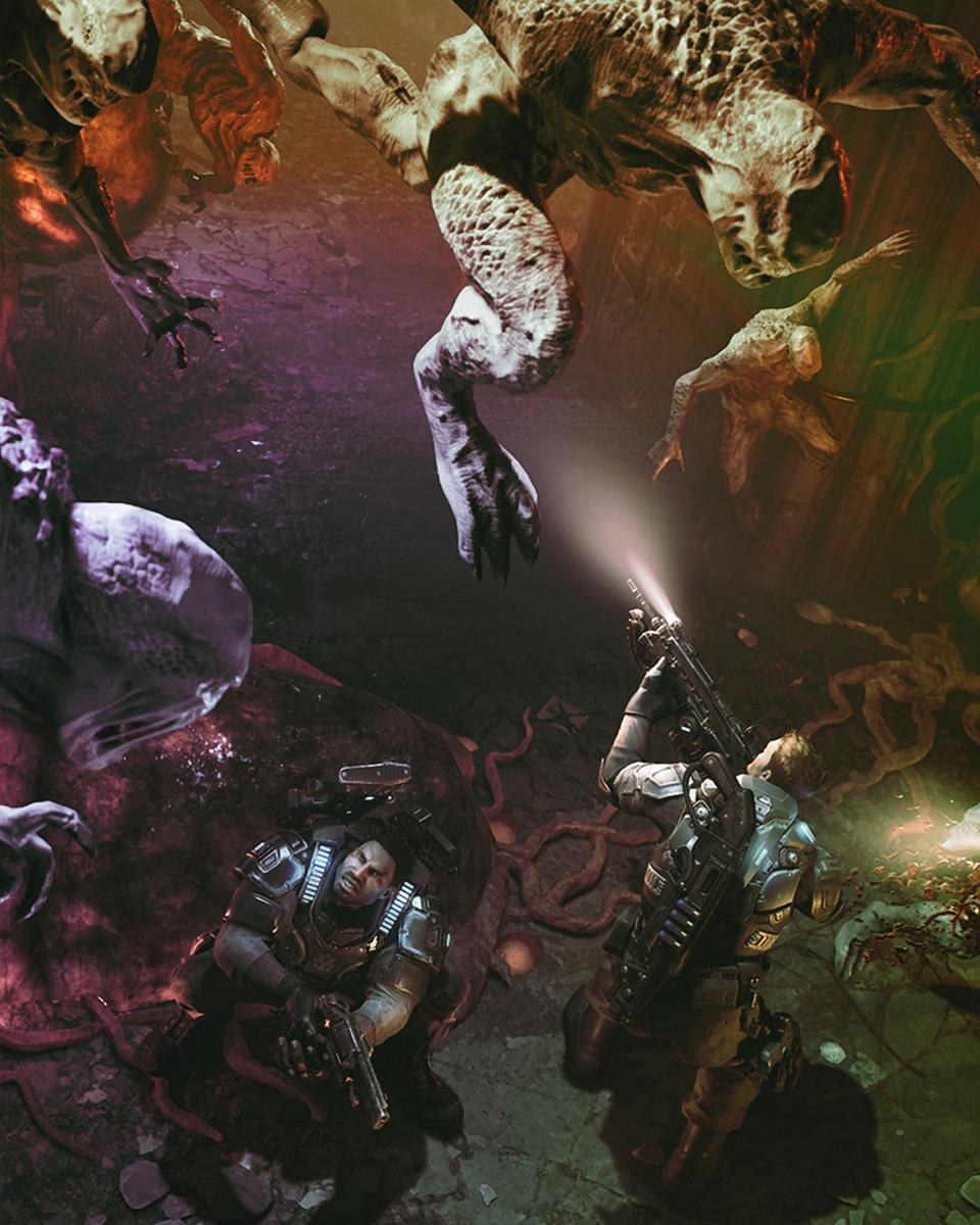 Gears of War 4 – Välkommen hem