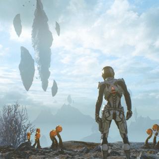 Mass Effect: Andromeda – Det stora äventyret